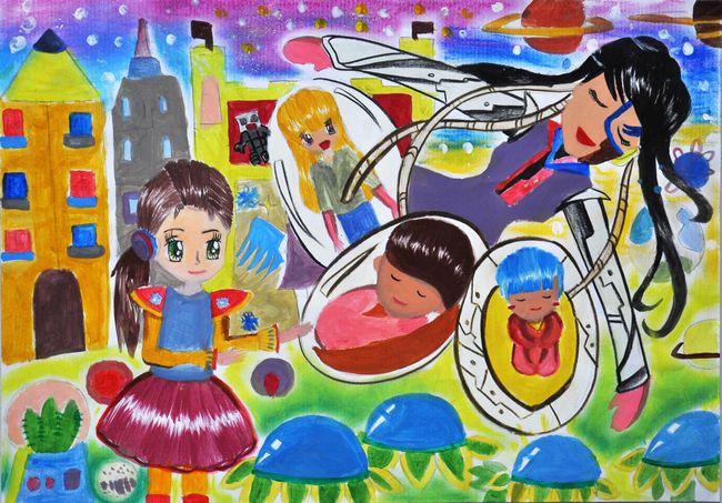 Hong Kong School of Creativity 06 LEUNG YAN YI