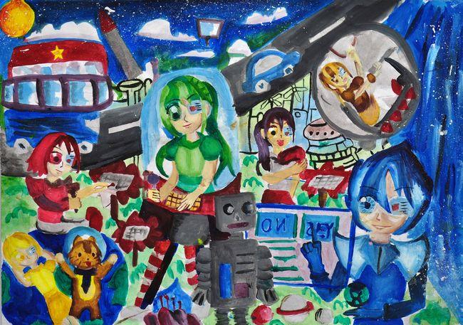 Hong Kong School of Creativity 06 NG YAN LAM