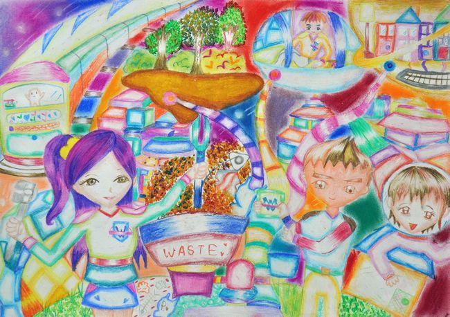 Hong Kong School of Creativity 06 TAM FUK YING