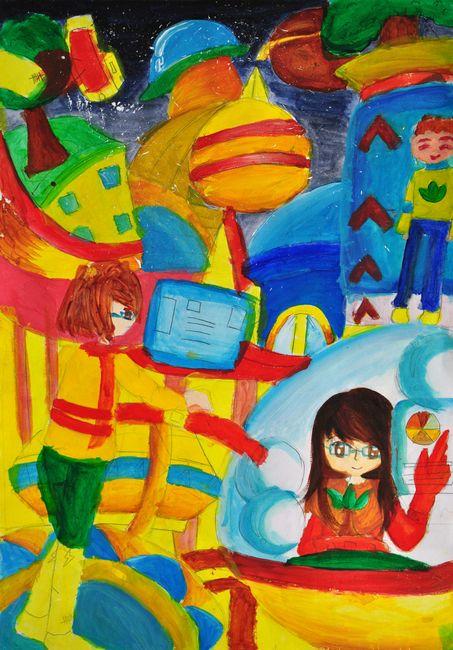 Hong Kong School of Creativity 06 WONG CHING LAAM
