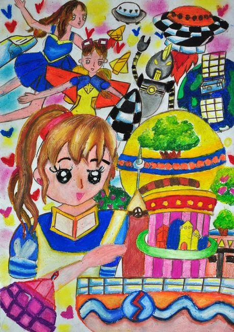 Hong Kong School of Creativity 06 WONG CHUN YU