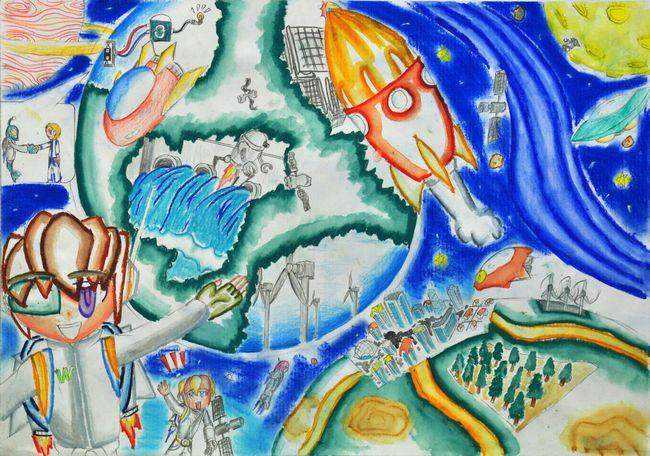 Hong Kong School of Creativity 06 ZHUO JIA JUN
