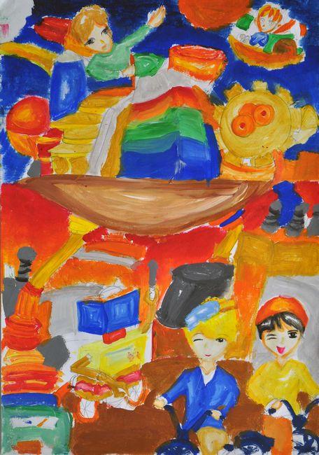 Hong Kong School of Creativity 07 LAU CHEUK YIN