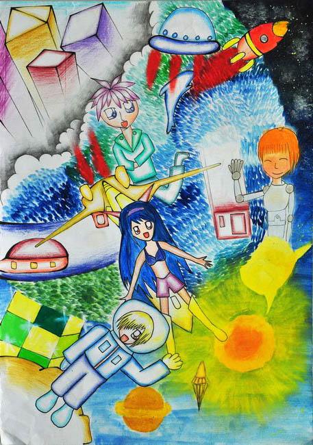Hong Kong School of Creativity 07 LAU SIN YI