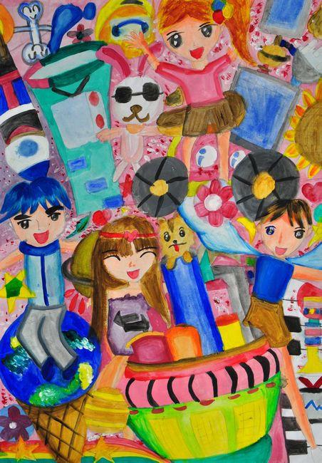 Hong Kong School of Creativity 07 LAW YIN MEI