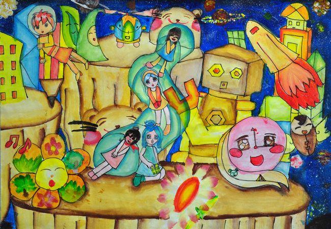 Hong Kong School of Creativity 07 LEE ANGELA