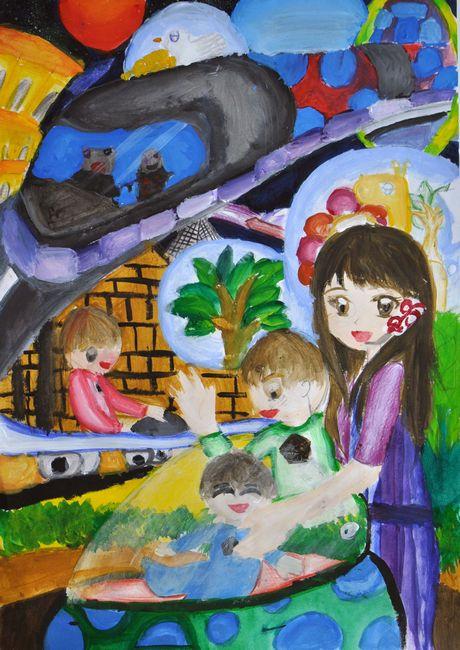 Hong Kong School of Creativity 07 LO TSZ KAY