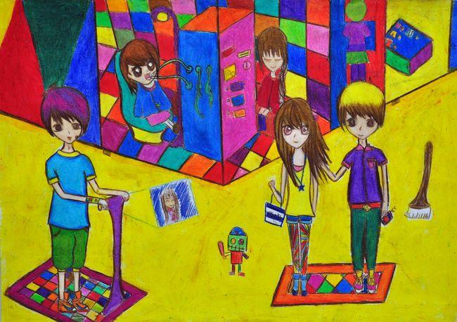 Hong Kong School of Creativity 07 SHUM TSZ KEI