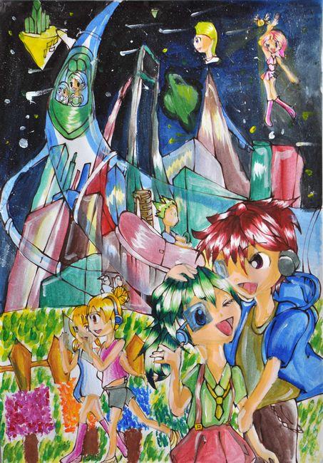 Hong Kong School of Creativity 07 WONG SHUN YAN