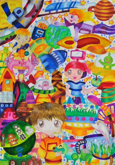 Hong Kong School of Creativity 08 CHEN CHEUK KEI