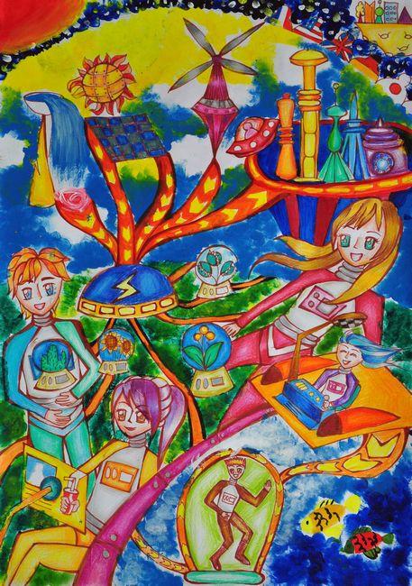 Hong Kong School of Creativity 08 LAU ALISON