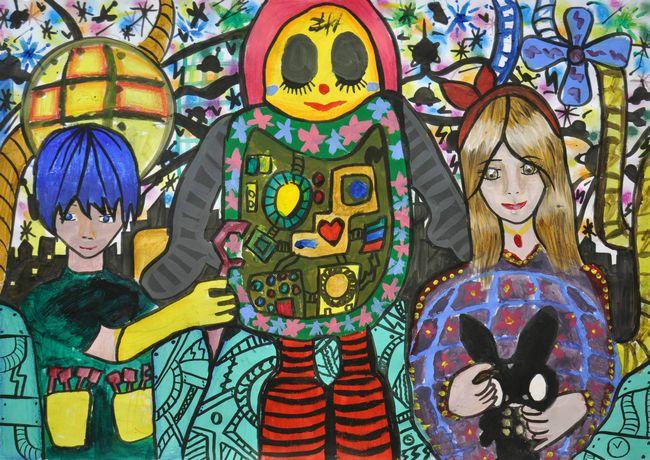 Hong Kong School of Creativity 08 TUNG CHEUK NG SOFRIE