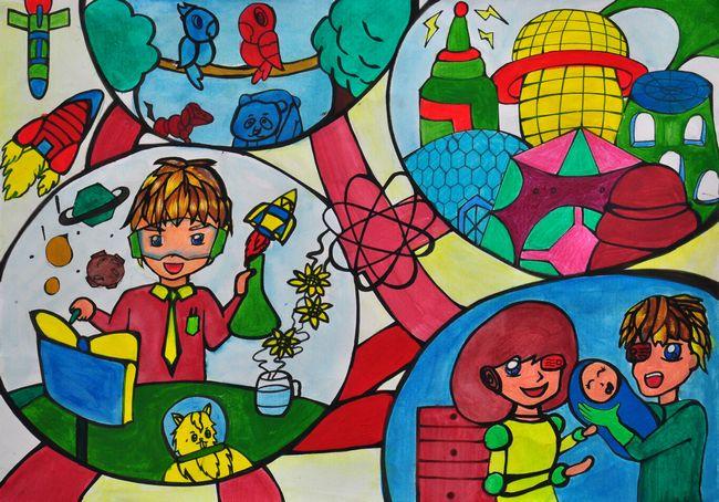 Hong Kong School of Creativity 09 LAU CHUN WA