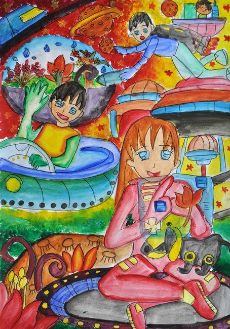 Hong Kong School of Creativity 09 LI SAU MAN