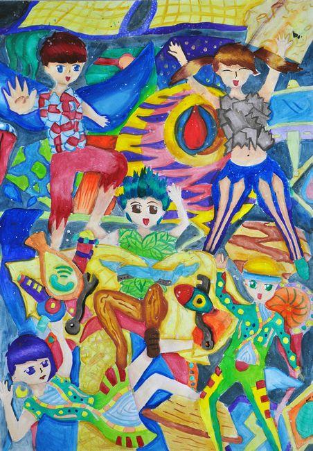 Hong Kong School of Creativity 09 LO MAN SHAN