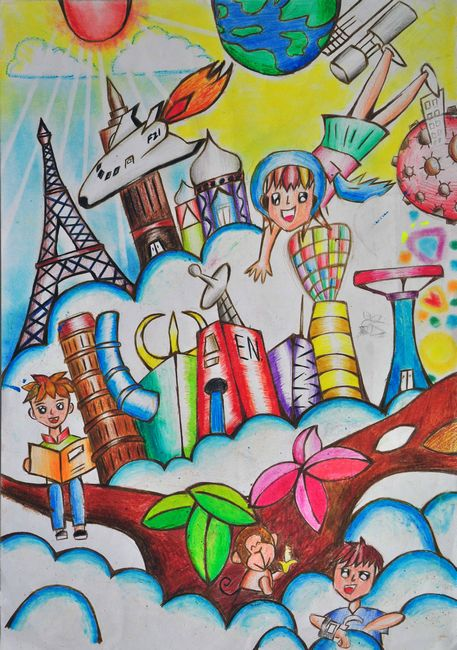 Hong Kong School of Creativity 09 WONG YUET CHIN