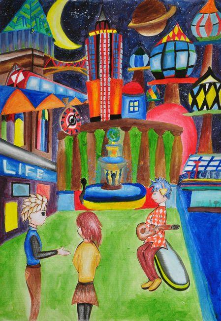 Hong Kong School of Creativity 09 YIP SING LOK