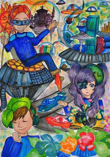 Hong Kong School of Creativity 10 CHEUNG HAU YI