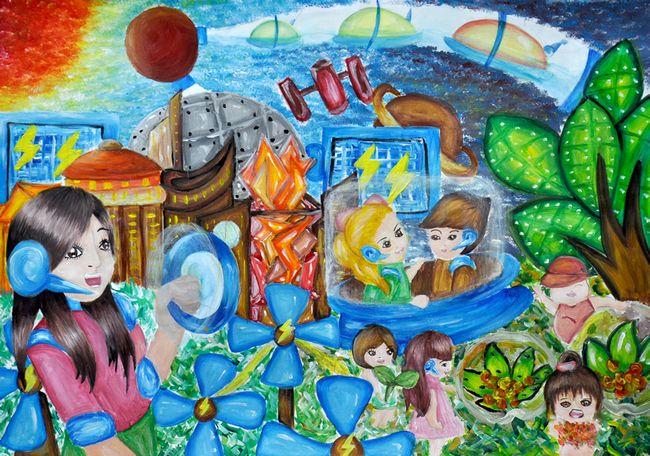 Hong Kong School of Creativity 10 LAI YIN LING