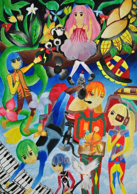 Hong Kong School of Creativity 10 NG TIN YAN
