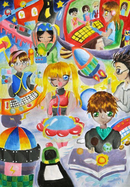 Hong Kong School of Creativity 10 NG TZE CHING