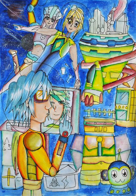 Hong Kong School of Creativity 10 TAM HUGO