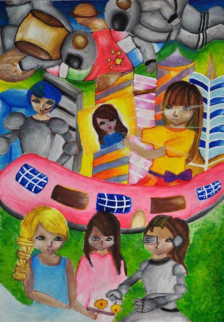 Hong Kong School of Creativity 10 TAM SZE CHAI