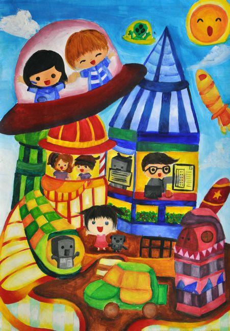 Hong Kong School of Creativity 10 WONG HALINA