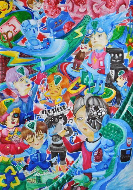 Hong Kong School of Creativity 10 YEE WAN WONG ANNIE
