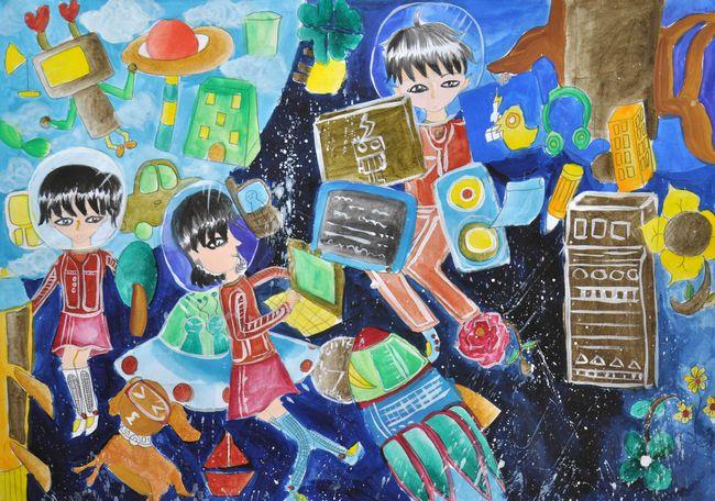 Hong Kong School of Creativity 10 YUEN CHOI WAH