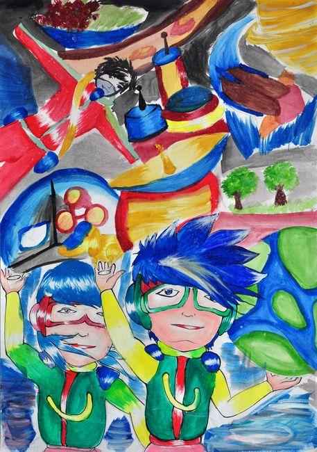 Hong Kong School of Creativity 11 LO CHUN YIN