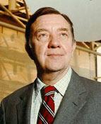 James A. Van Allen biography portrait