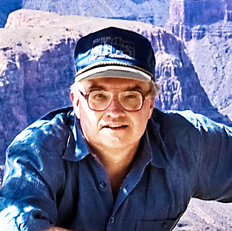 Portrait of NSS Space Ambassador Jim Plaxco