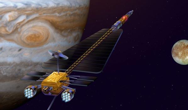 Jupiter Icy Moons Orbiter (JIMO)