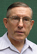 John Strickland biograhpy portrait