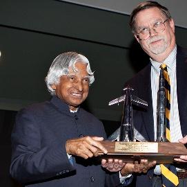 Kalam 2013 von Braun award
