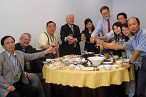 Kalam initiative toast at the China Energy Summit