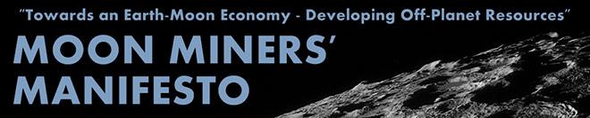 Kokh Lunar Library Moon Miners Manifesto
