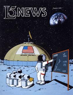 L5 News, August 1980