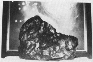 L5 News Canyon Diablo Meteorite