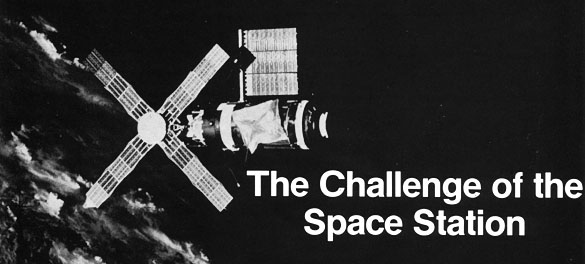 L5 News The Challenge Of The Space Station