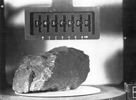 L5 News Moon Rock