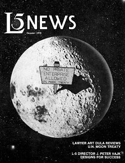 L5 News, October 1979