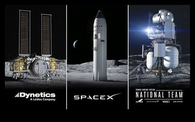 National Space Society Supports NASA's New Lunar Lander Decision