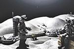 Lunar Outpost Construction