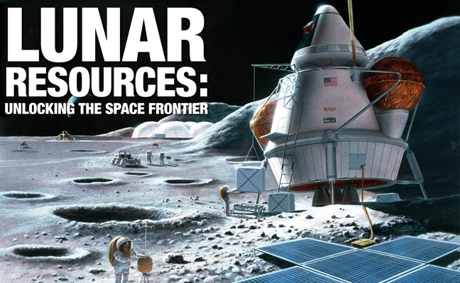 Lunar Resources: Unlocking the Space Frontier