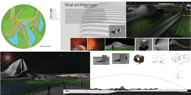 Lunar Settlement Viral Architecture