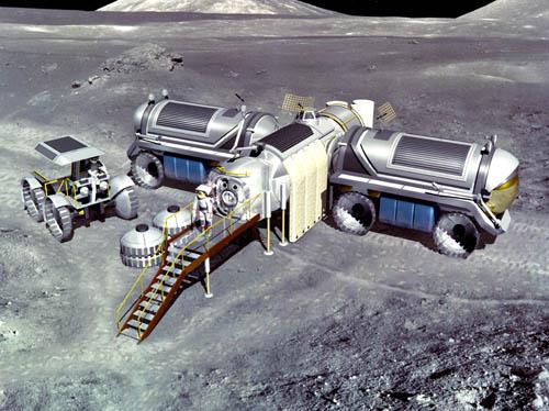 LUNOX lunar outpost
