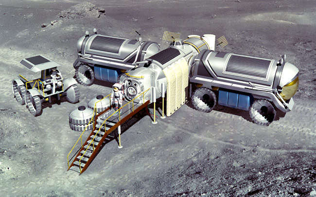 LUNOX Lunar Oxygen
