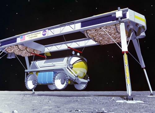 LUNOX rover 1